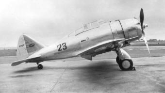 Seversky SVA-S2 Racer (www.AirRace.com)